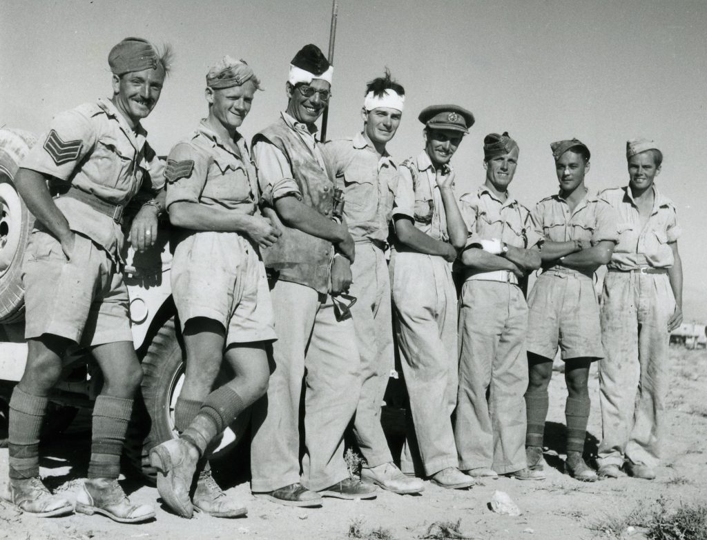 snipe surviving officers ncos plus chard