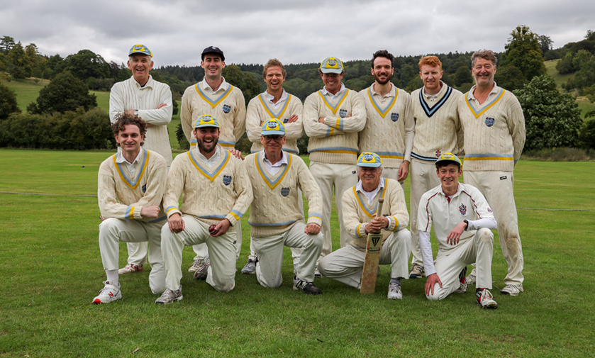 V&A vs The Refreshers XI, 2020